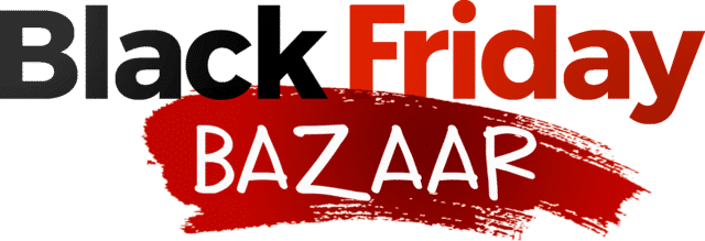 Black Friday Bazar